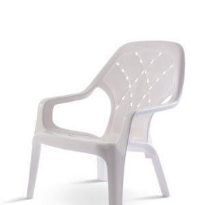 כסא קרן לבן KEREN כתר-KETER